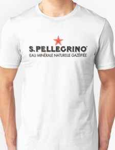 San Pellegrino Red Star Shirt T-Shirt