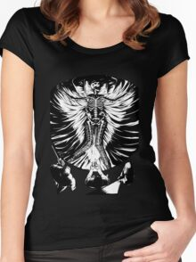 Vigil Pinup #3 Women's Fitted Scoop T-Shirt