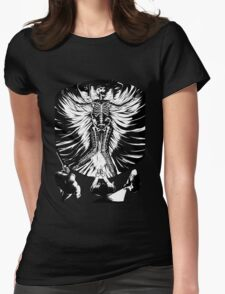 Vigil Pinup #3 Womens Fitted T-Shirt