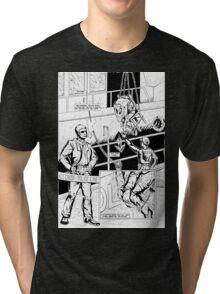Vigil Pinup #1 Tri-blend T-Shirt