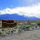 A Couch in the Desert  by Cody  VanDyke