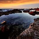 Sunset Pool by Varinia   - Globalphotos
