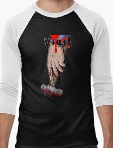 Vigil #2 cover t-shirt Men's Baseball ¾ T-Shirt