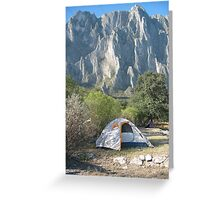 El Potrero Chico Greeting Card