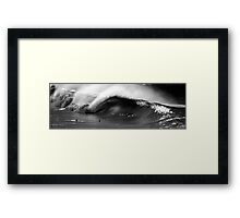nothing else matters Framed Print