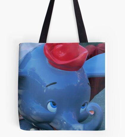 Flying Elephants Tote Bag