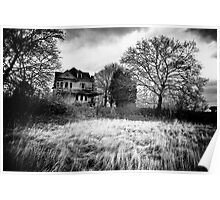 this is the place where we buried Jessie Jones Poster