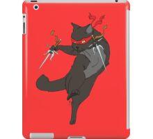 Dangerous Pussycats - Raph iPad Case/Skin