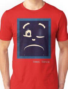 Hmmph. Hurry up. Unisex T-Shirt