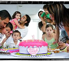 Blow Out the Candles by abfabphoto