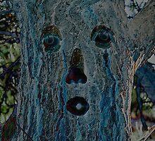 Ponderosa Pine Tree by Christine Till  @    CT-Graphics