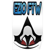 Ezio FTW Poster