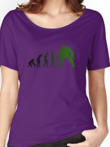 Green Evo Women's Relaxed Fit T-Shirt