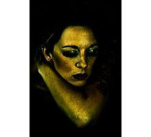 deep green Photographic Print