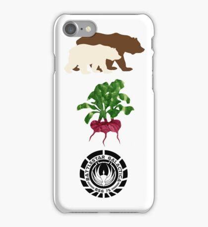 Bears Beets..... iPhone Case/Skin