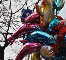 Balloons by Sarah McKoy