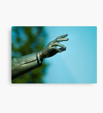 The Point Metal Print