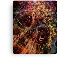 Abstract # 5 Canvas Print