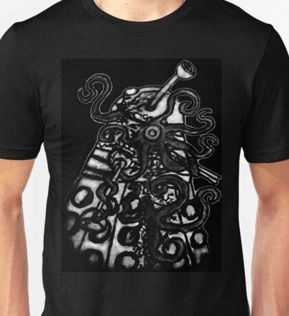 Dalek- Infected Unisex T-Shirt