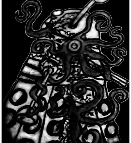 Dalek- Infected Sticker