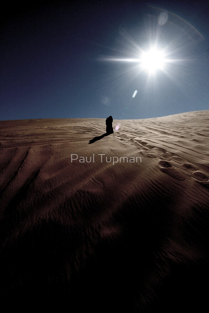 Humbled by Paul Tupman