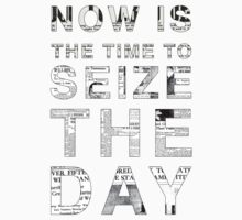 Seize the Day Kids Tee
