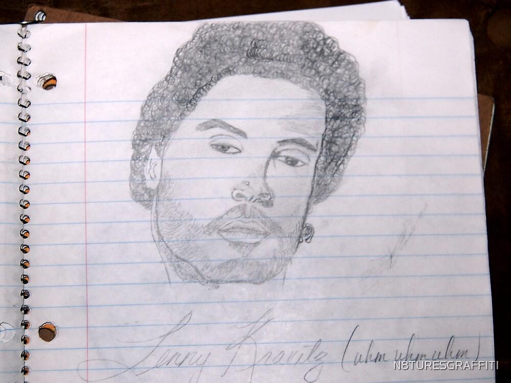Lenny Sketch by N8TURESGRAFFITI
