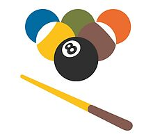 Billiards Google Hangouts / Android Emoji by emoji