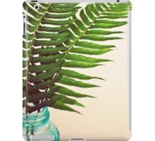 Ferns II iPad Case/Skin