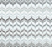 Marbled Dove Feathers by Sarah Farooqi