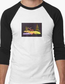 Into the Wild II Men's Baseball ¾ T-Shirt
