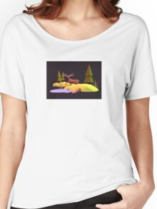 Into the Wild II Women's Relaxed Fit T-Shirt