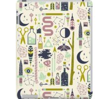 The Witch's Collection iPad Case/Skin