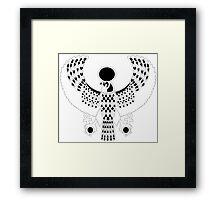 Horus Framed Print