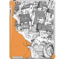 Snail House iPad Case/Skin