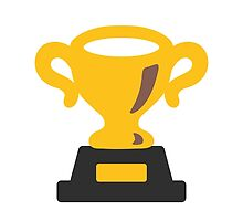Trophy Google Hangouts / Android Emoji by emoji