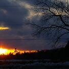 Burning Hole......  by Larry Llewellyn