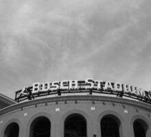 Busch Stadium - St. Louis Cardinals Sticker