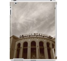 Busch Stadium - St. Louis Cardinals iPad Case/Skin