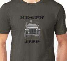 WW2 Jeep Unisex T-Shirt