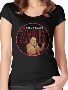 "Zaius ""68 Comeback Women's Fitted Scoop T-Shirt"