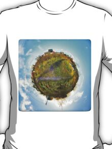 Earth and blue sky T-Shirt