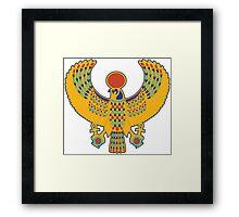 Horus (Color) Framed Print