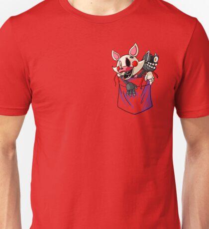 Mangled Mangle in my Pocket Unisex T-Shirt