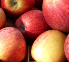 Apples  by Klaus Offermann