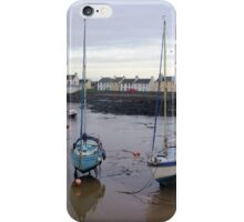 Waiting For The Ebb iPhone Case/Skin