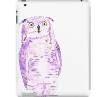 Athena - watercolor and ink iPad Case/Skin