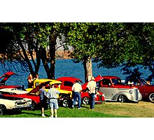 Ole Classics Down By The Lake Photographic Print
