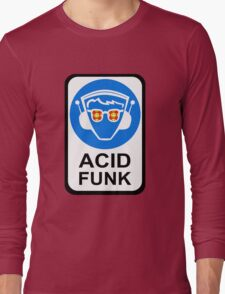 ACID FUNK Long Sleeve T-Shirt