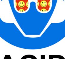 ACID FUNK Sticker